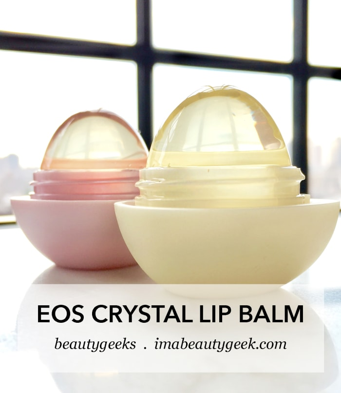 We talk to EOS's Executive VP of Research & Development about the new Crystal Lip Balm formula, company protocols and that 2016 class-action lawsuit against the brand