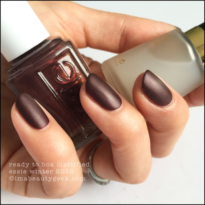 essie winter 2016 collection swatches and review getting groovy