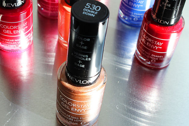 Revlon Colorstay Gel Envy New Polish Launch 224 La Cnd Vinylux Beautygeeks