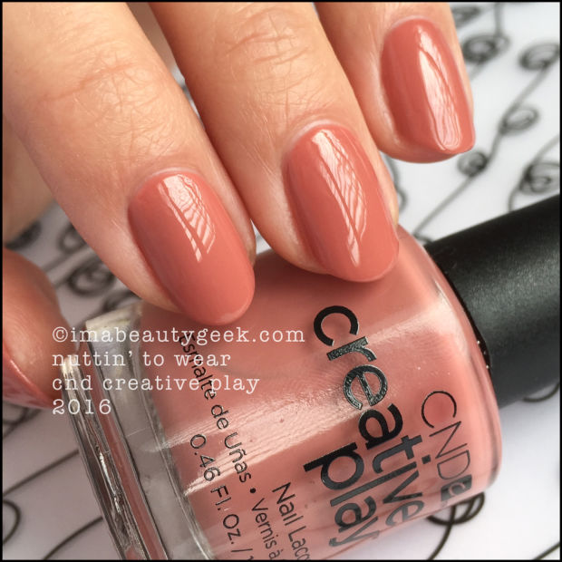 Cnd Creative Play Nail Polish Swatches Review Pt 3 Of 4