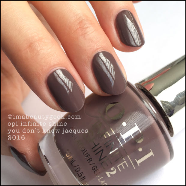 Opi Infinite Shine Iconic Collection Swatches Review Fall 2016 Beautygeeks