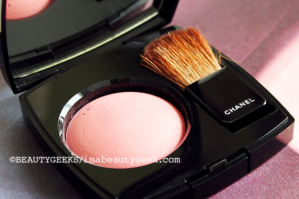 CHANEL FALL 2014 MAKEUP_Chanel Joues Contraste Innocence powder blush