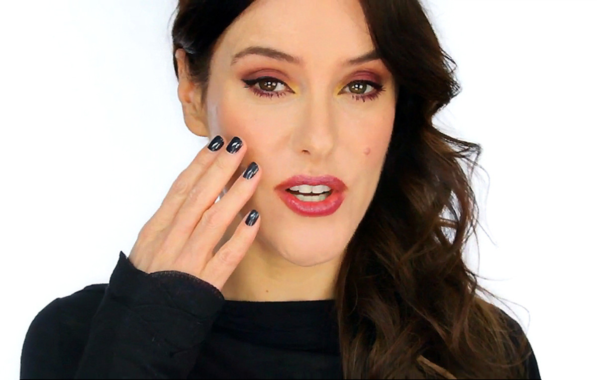 Chanel Fall 2014 makeup collection Etats Poetiques_Lisa Eldridge