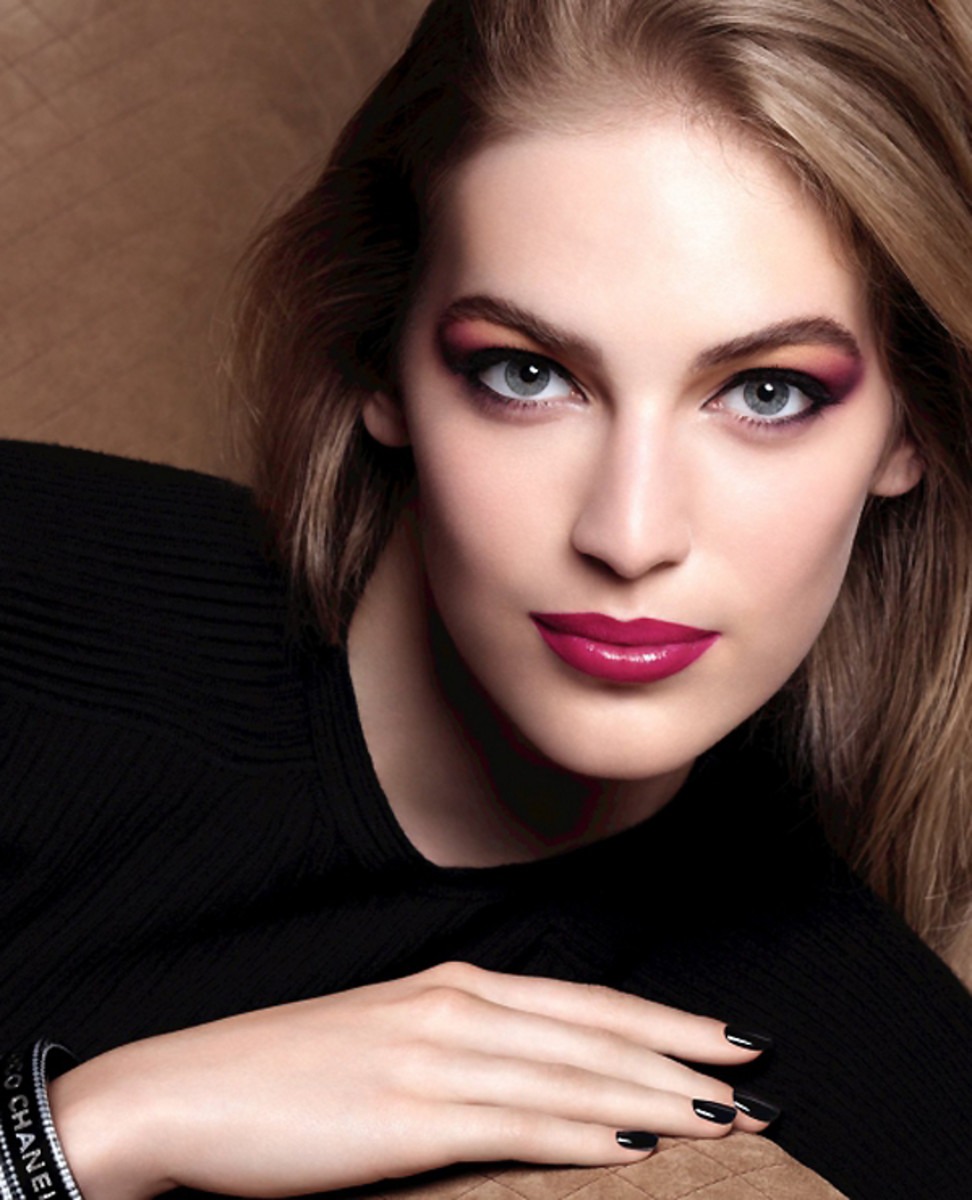 Chanel Fall 2014 makeup_collection Etats Poetiques
