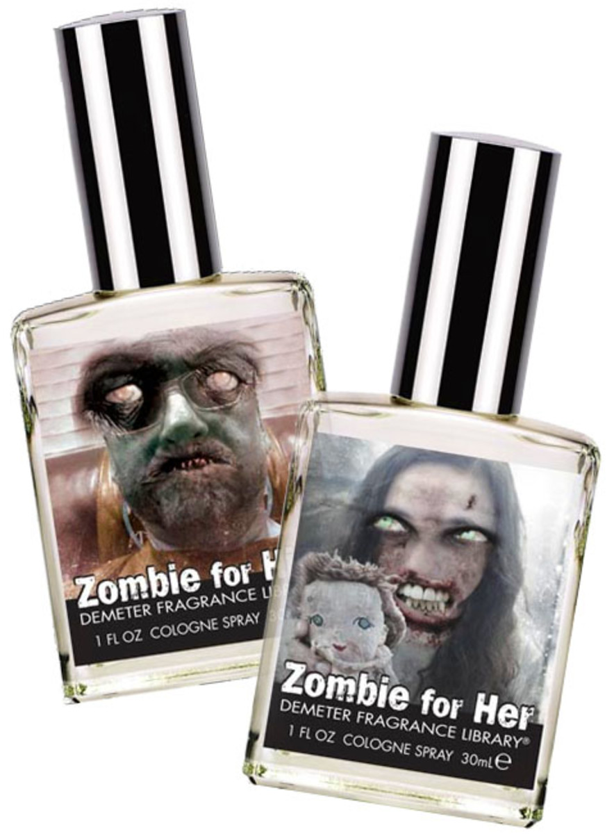 Halloween perfume Demeter Zombie for Him_Demeter Zombie for Her