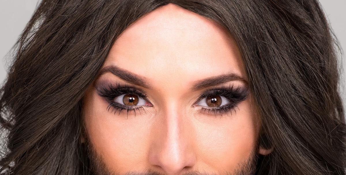 Conchita Wurst_Eurovision 2014 winner
