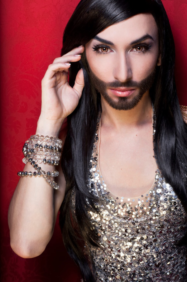 Conchita Wurst_Eurovision 2014_winner