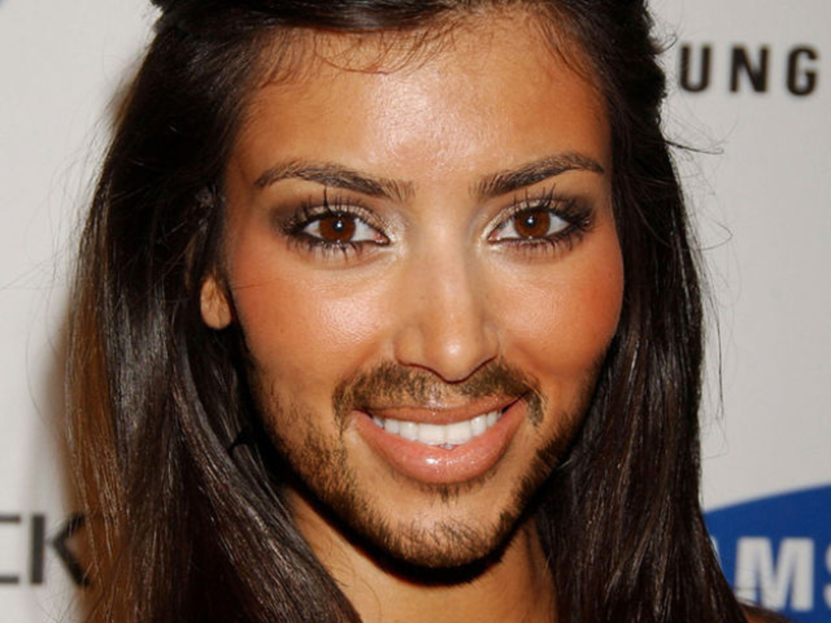 Conchita Wurst_Eurovision 2014 winner_Kim Kardashian photoshopped