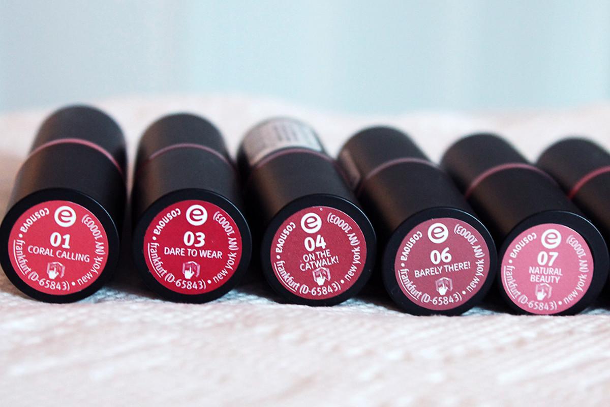 Essence Fall 2014_Essence Longlasting Lipstick_shade names 1