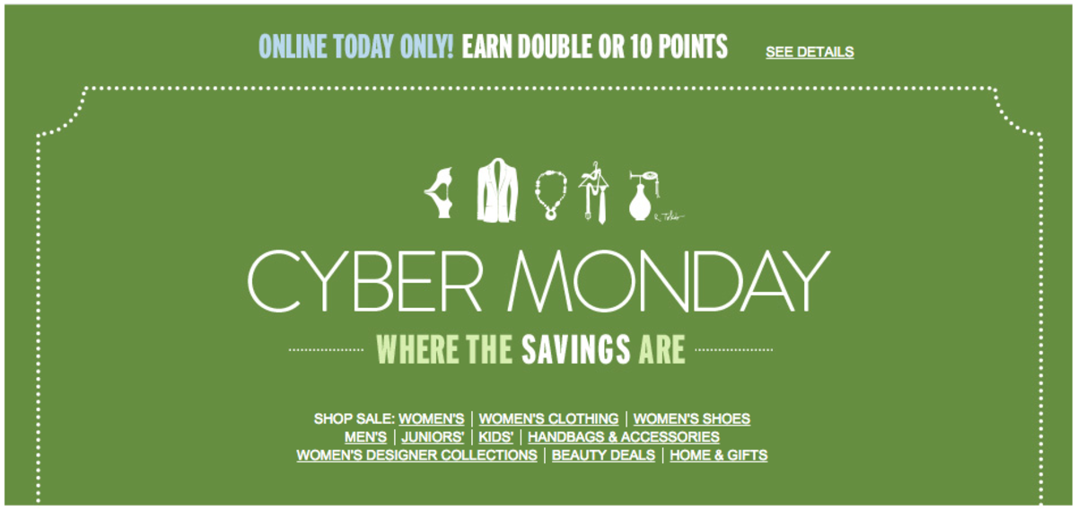 Cyber Monday_Nordstrom