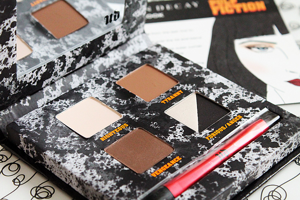 Urban Decay Pulp Fiction_eyeshadow palette