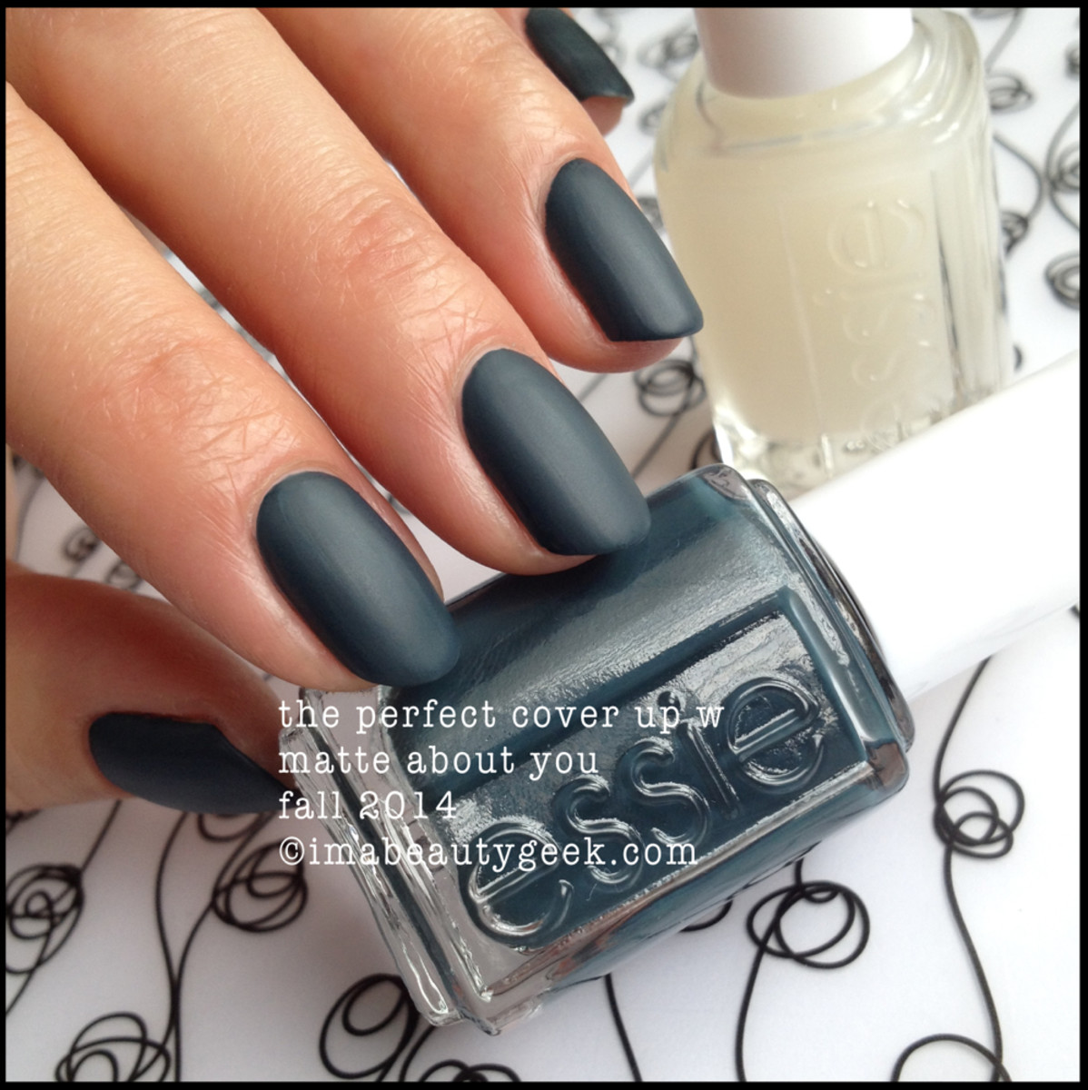 Essie The Perfect Cover Up Matte Fall 2014 Beautygeeks