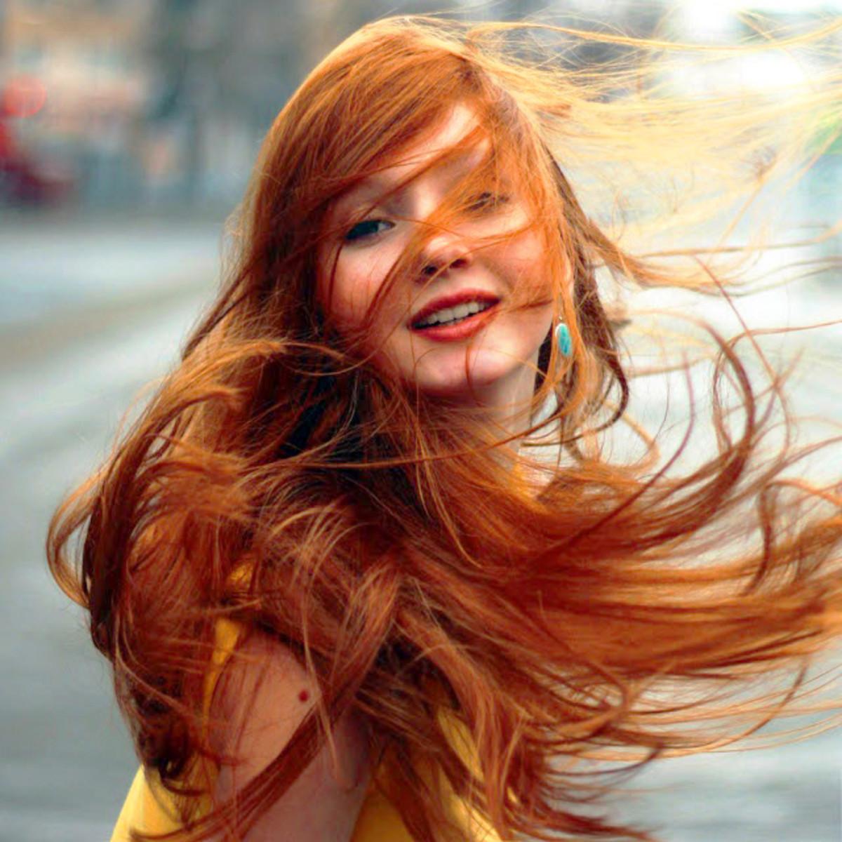 Fine Ombre Hair Loreal Red Short Hairstyles Gunalazisus