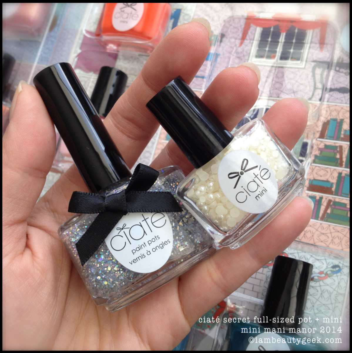 Ciate Mini Mani Manor Sephora 2014_10