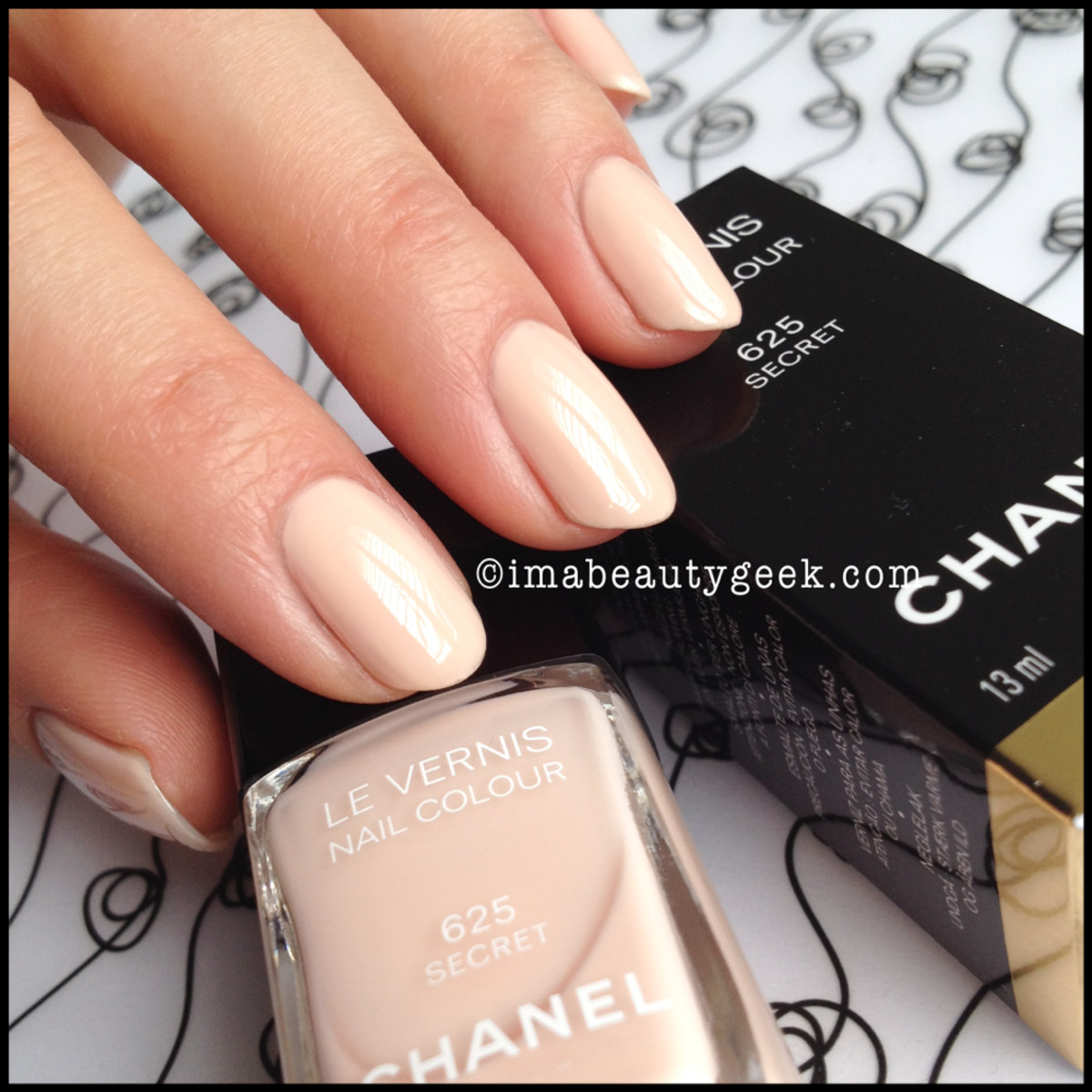 Chanel Vernis Secret 625