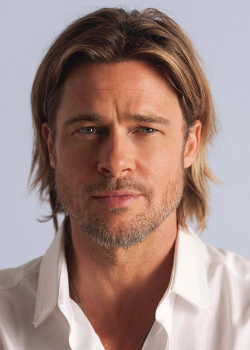 Brad Pitt_Offical Chanel Press photo