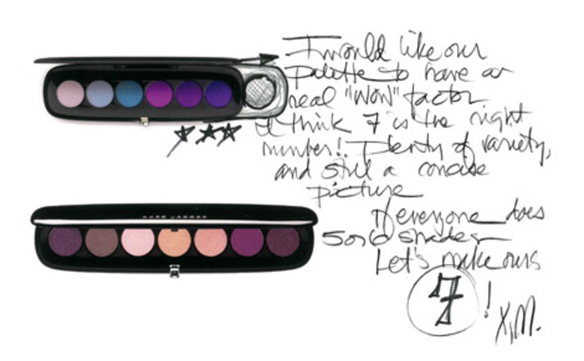 Marc Jacobs makeup_Marc Jacobs Beauty Eye Shadow palette