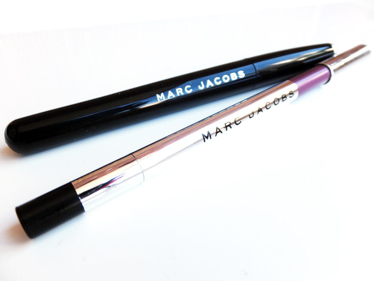Marc Jacobs makeup_Blacquer liquid liner pen_eyeliner