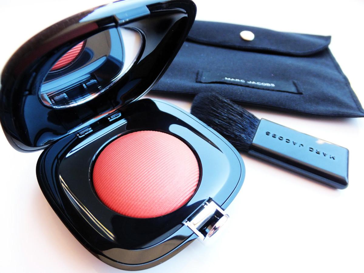 Marc Jacobs makeup_powder blush