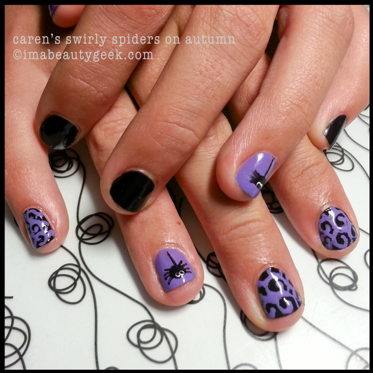 Mani Monday: Halloween Nails for Everyone, Including Kids and Non ...