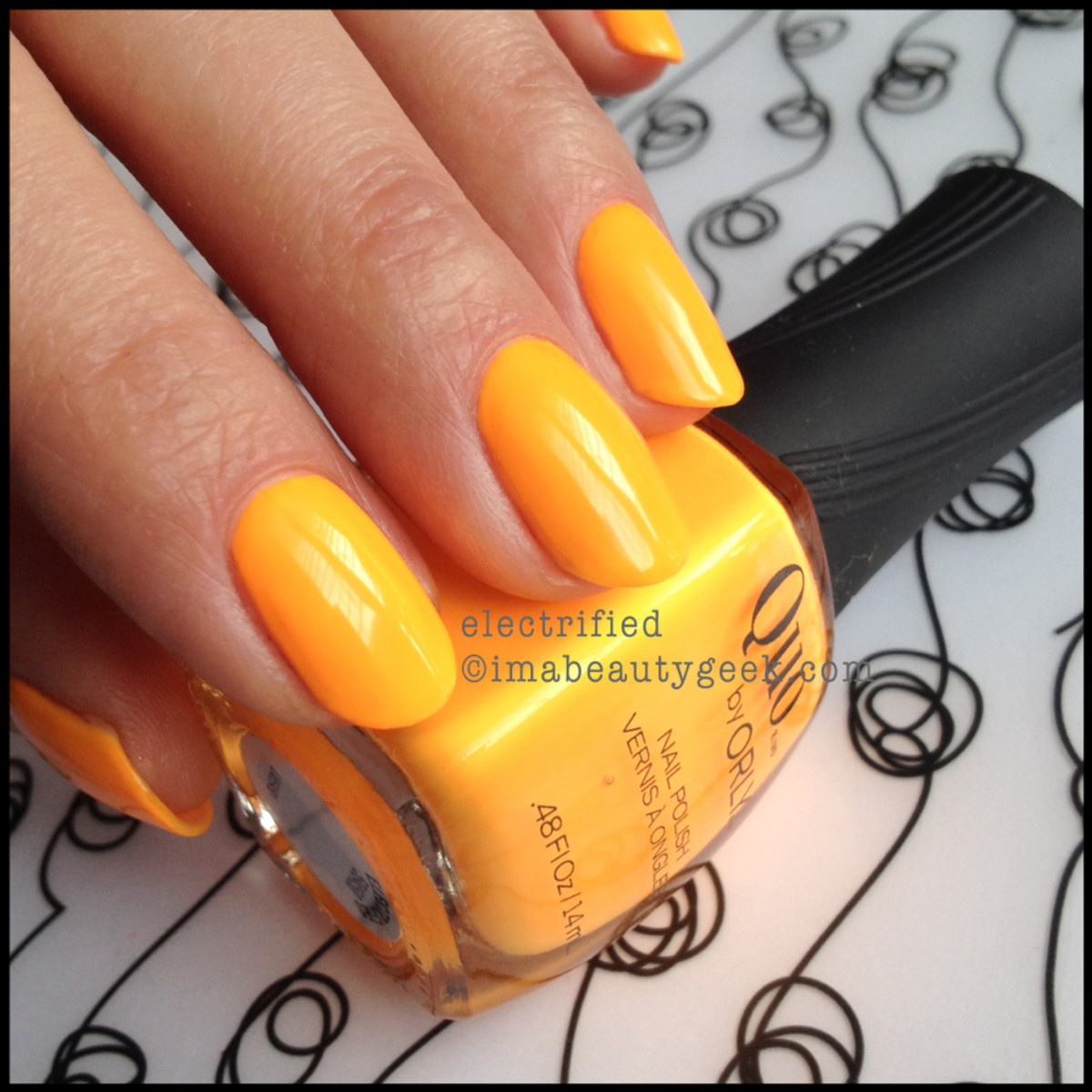Quo by Orly Electrified Summer 2014