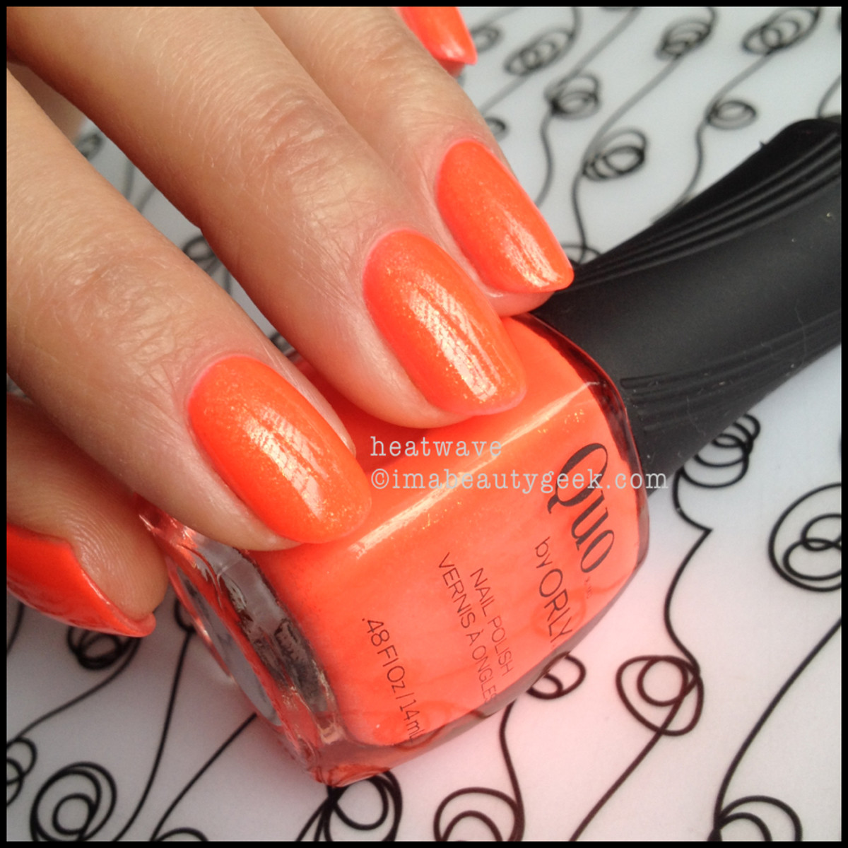 Quo by Orly Heatwave Summer 2014