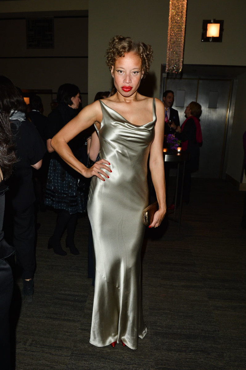 Stacey McKenzie at the 2012 P&G Beauty and Grooming Awards