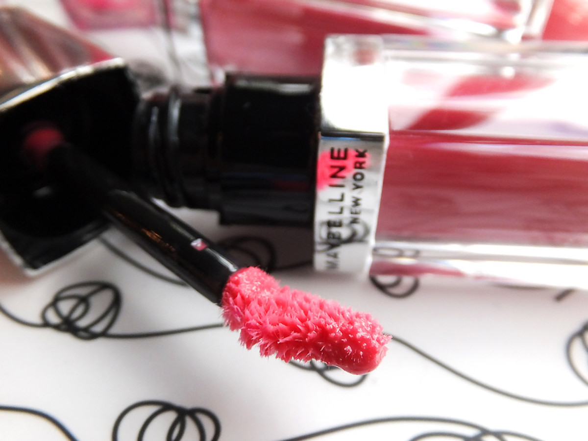Maybelline Color Elixir photos