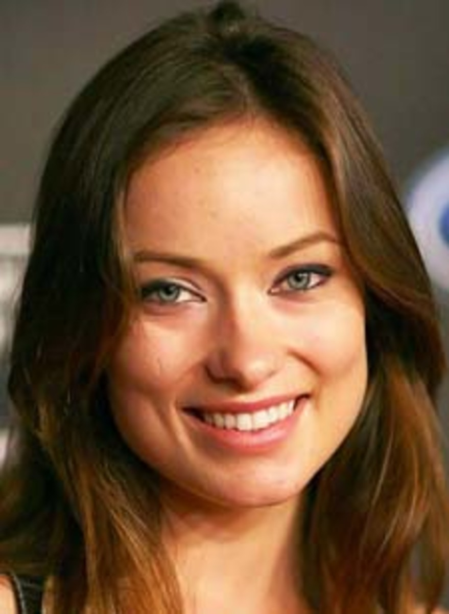 Olivia Wilde girl-next-door