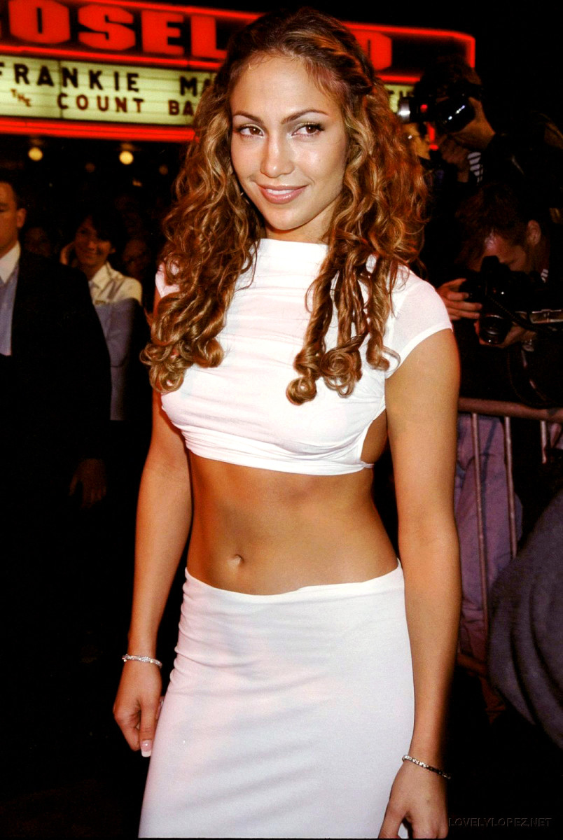 Jennifer Lopez_On the 6 launch party