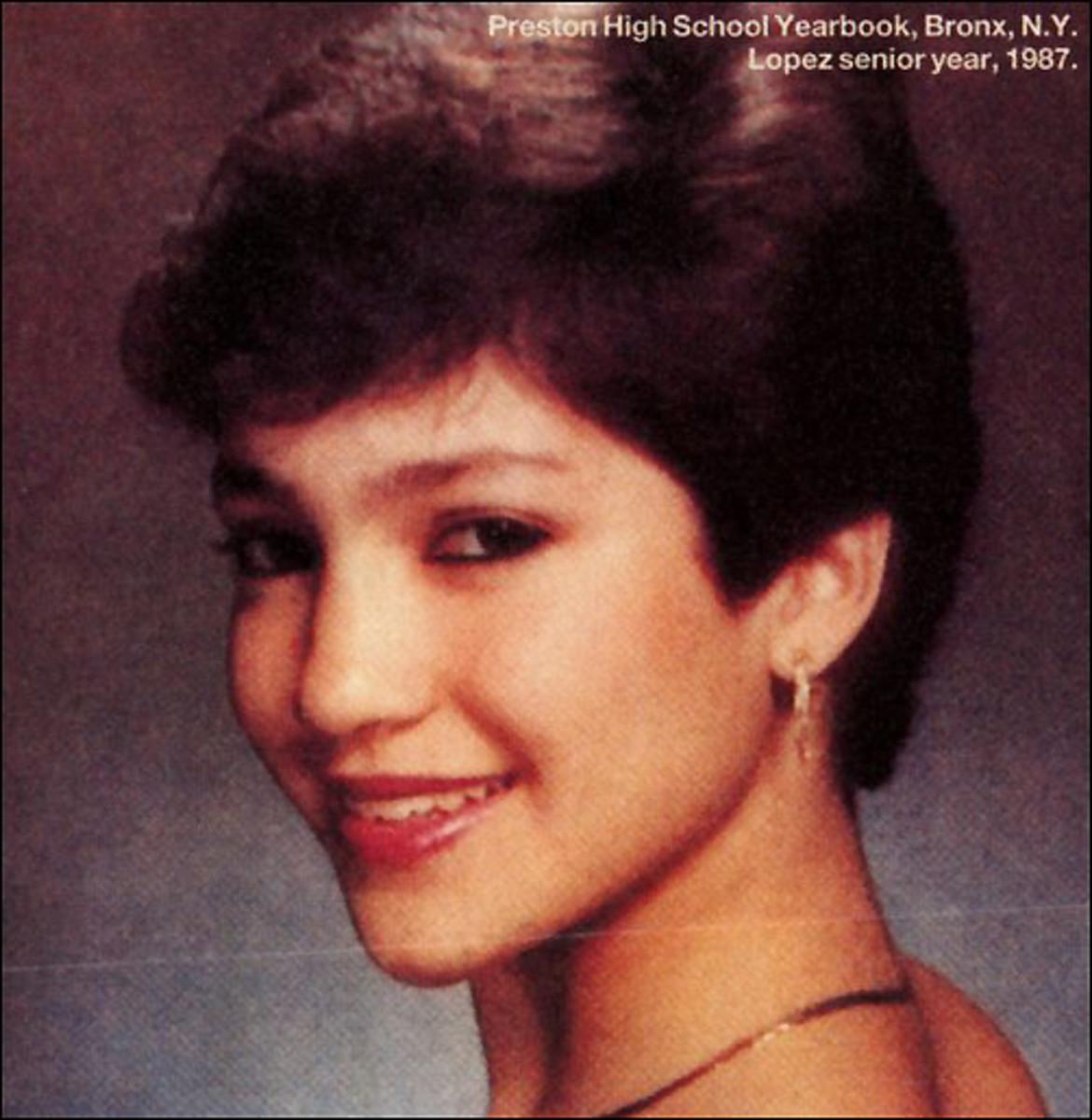 Jennifer Lopez 1987