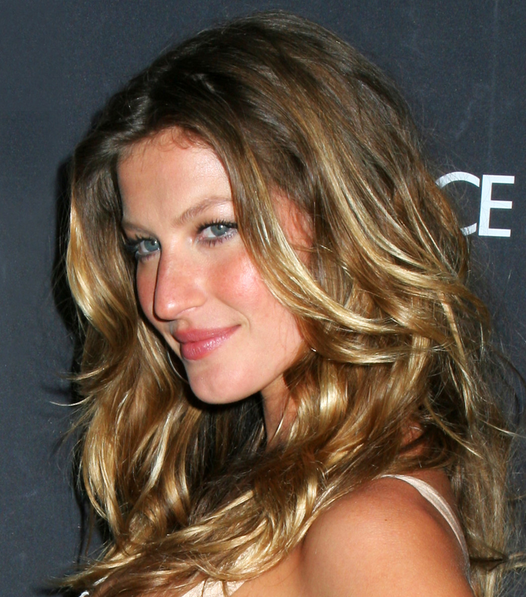 Baby ombre how to diy ballyage or balayage highlights at home gisele solutioingenieria Choice Image