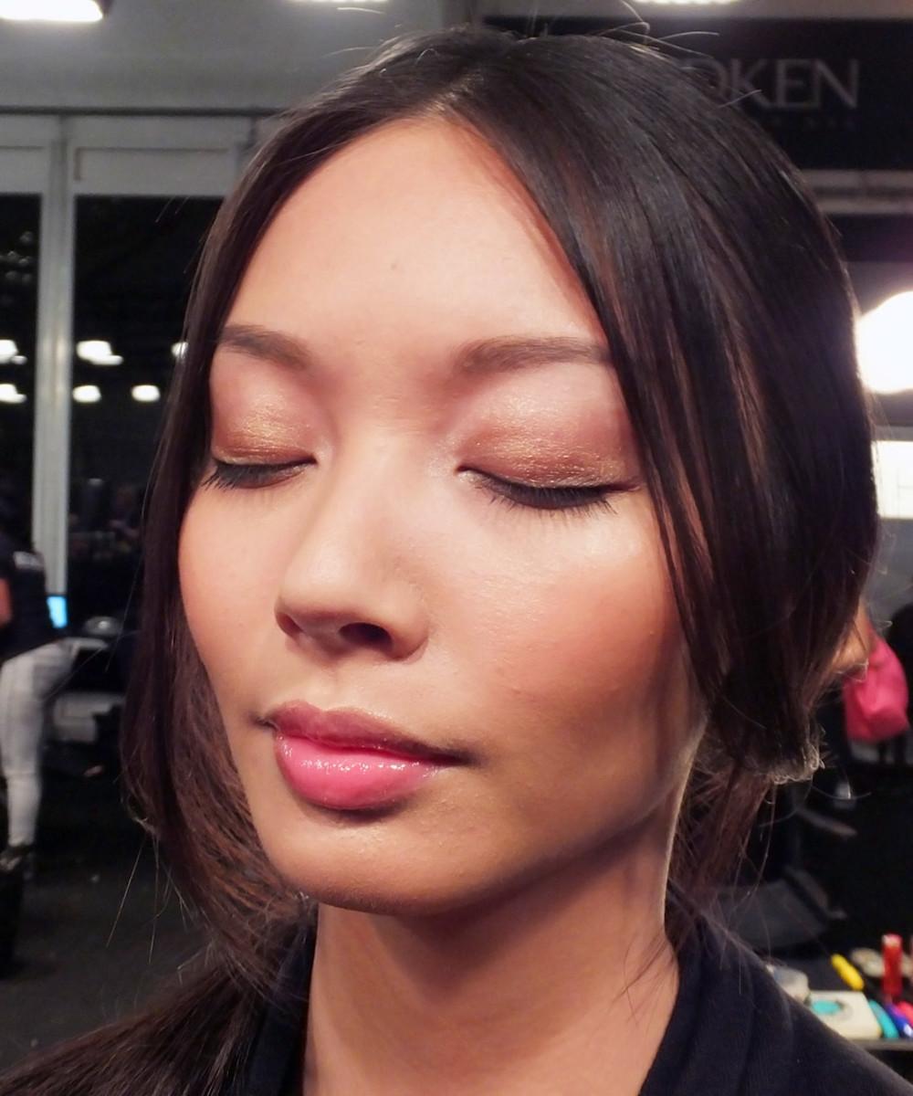 Rich Girl Beauty_David Dixon beauty_World Mastercard Fashion Week_Maybelline_Redken