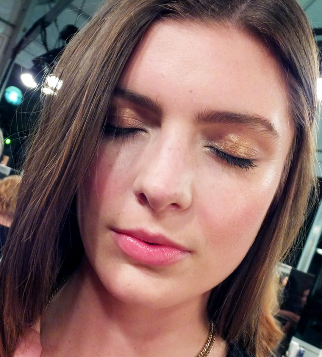Rich Girl Beauty_David Dixon makeup_World Mastercard Fashion Week_Maybelline