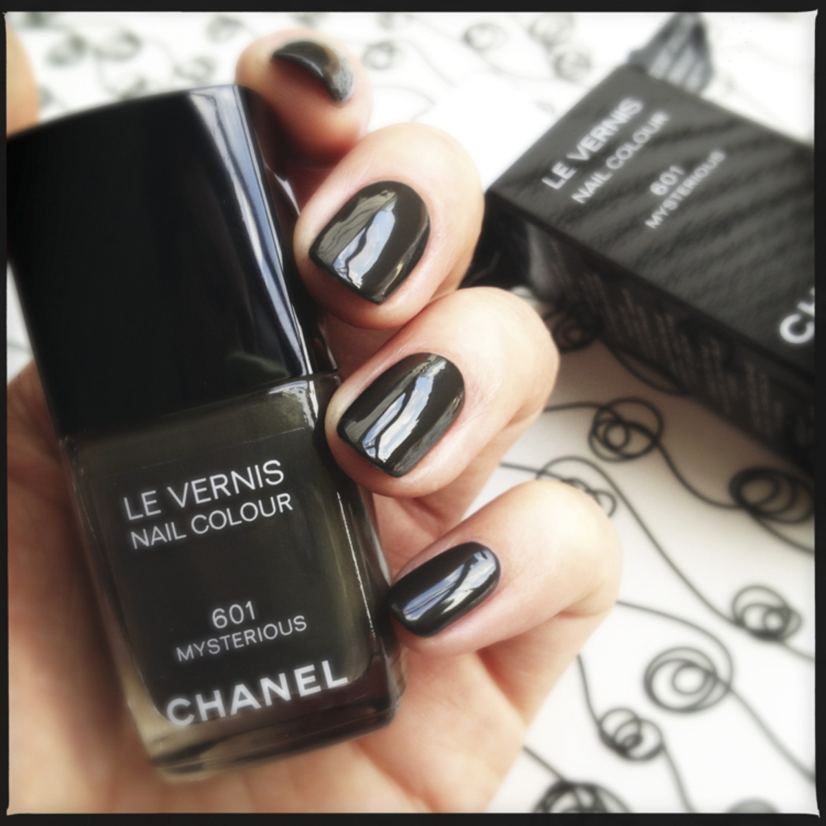 Chanel Mysterious 601