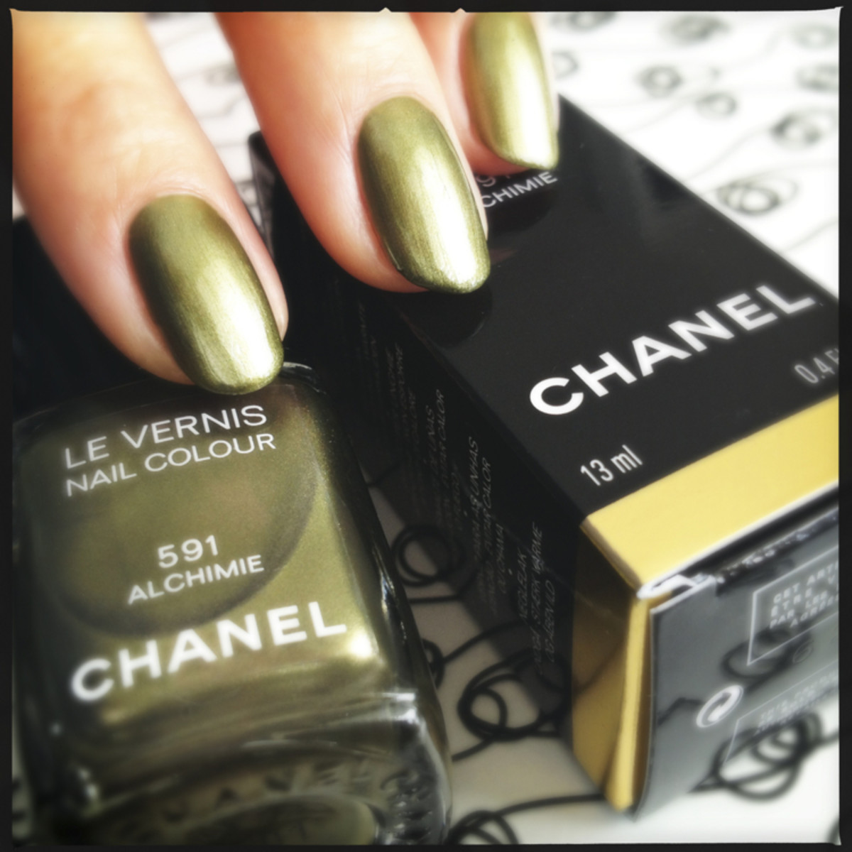 Chanel Alchimie 591