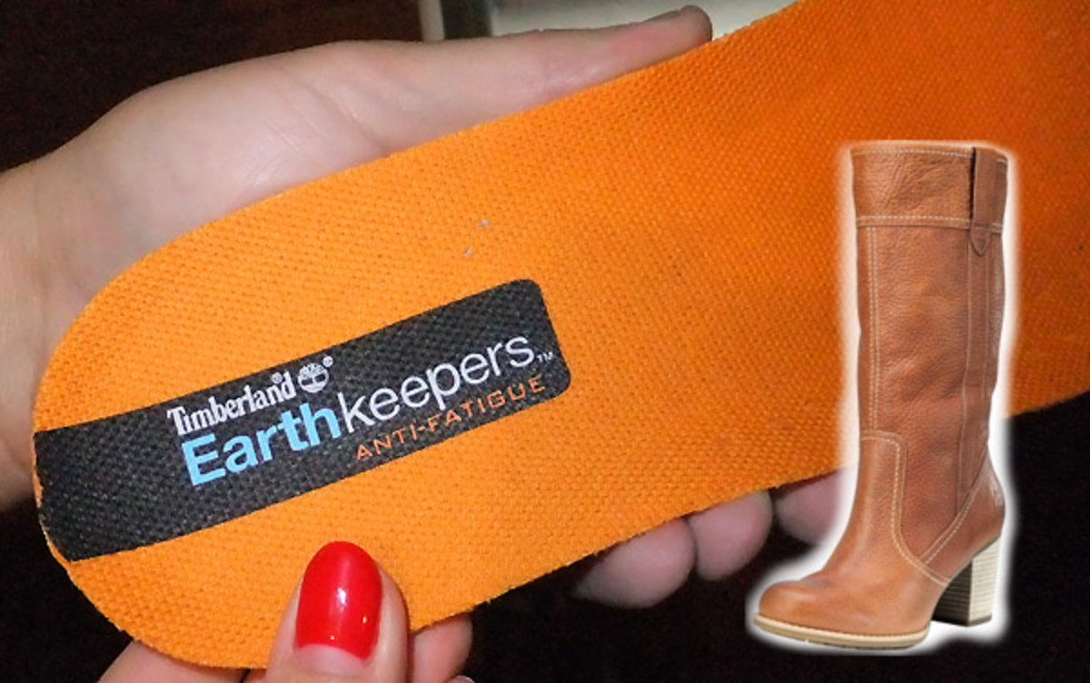 Timberland Earthkeeper Anti Fatigue Insole