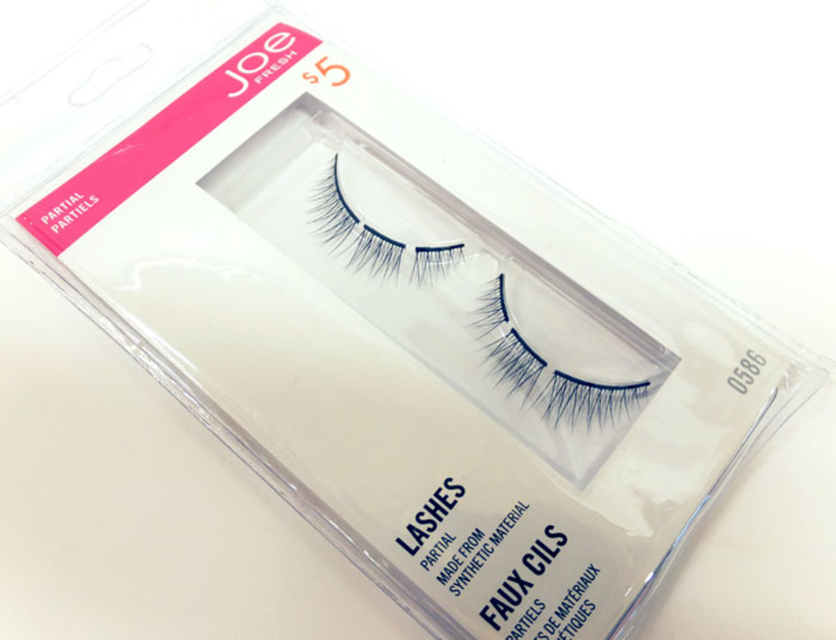 Joe Fresh Partial Lashes_$5