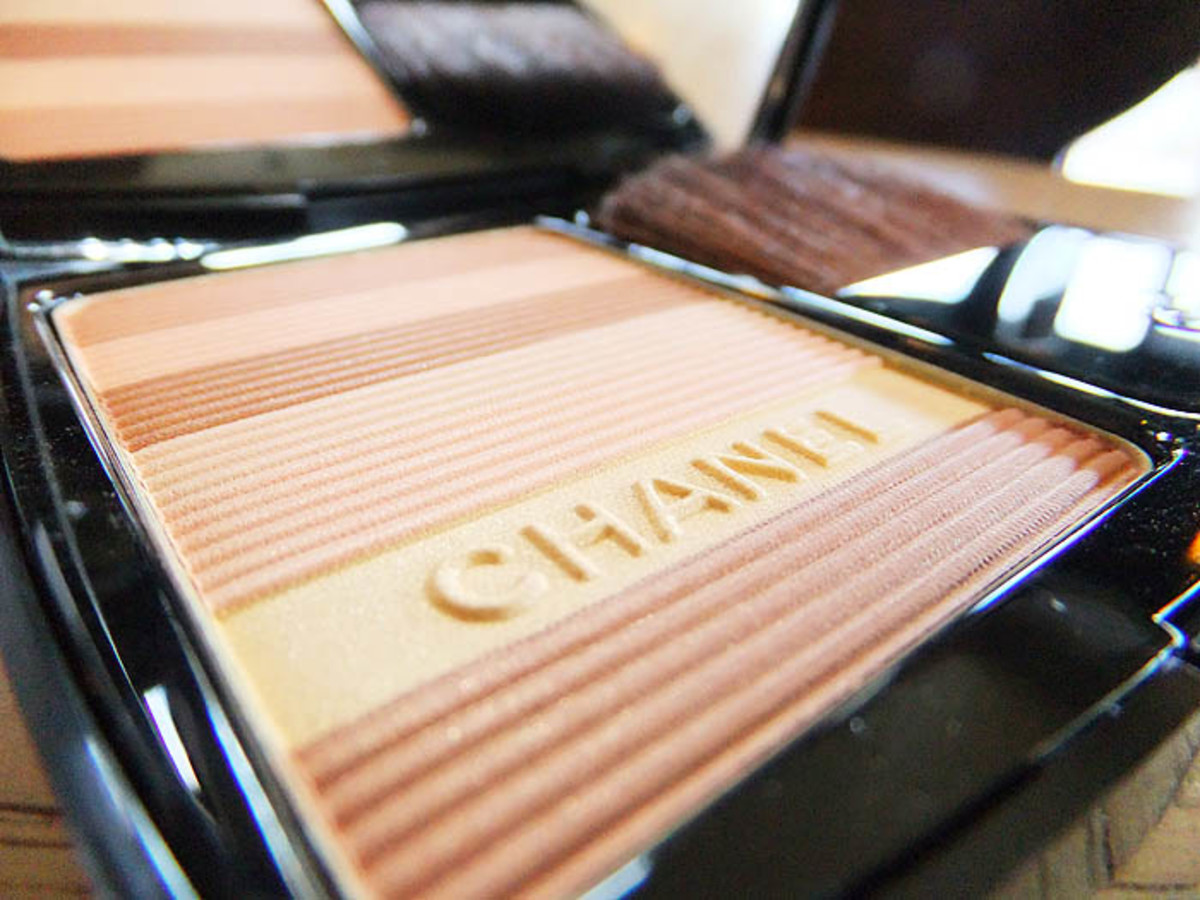 Chanel Summer 2012_Soleil Tan de Chanel bronzer_Sable Beige