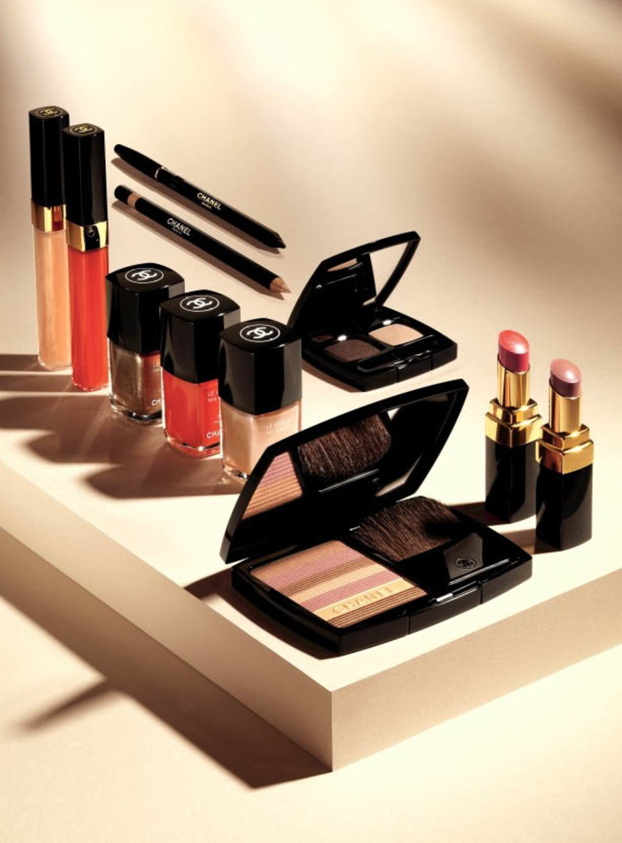 Chanel Summer 2012 collection image