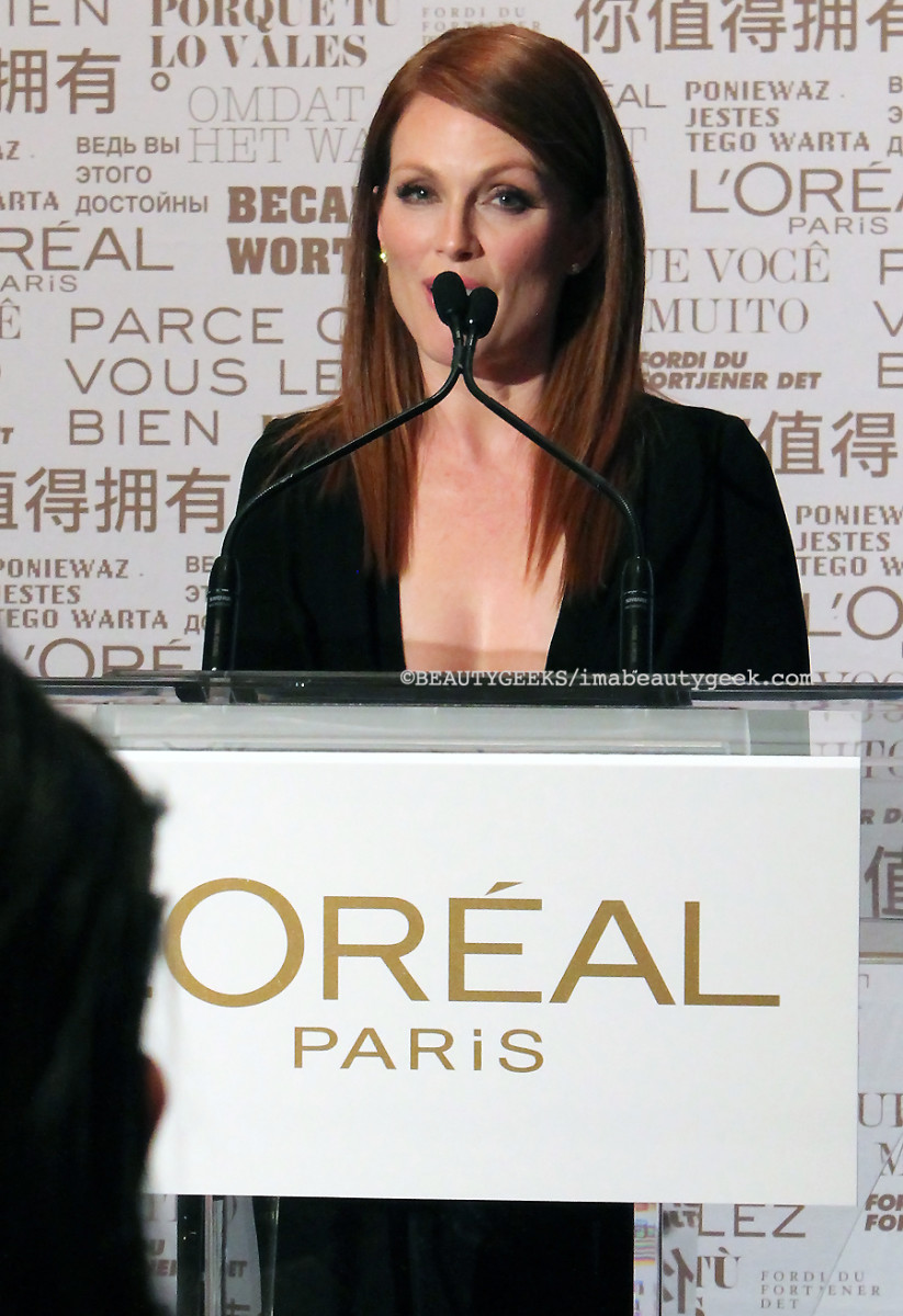 Julianne Moore_TIFF 2014_LOreal Paris