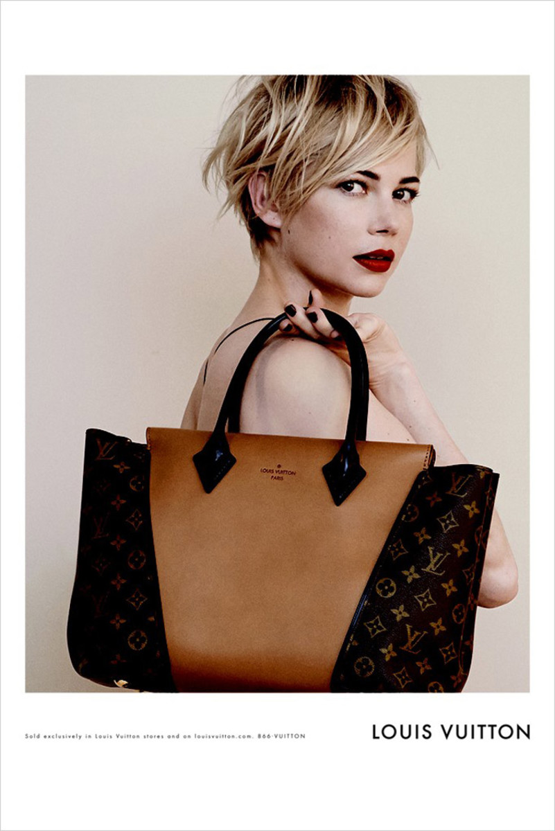 Michelle Williams_Louis Vuitton_Peter Lindbergh