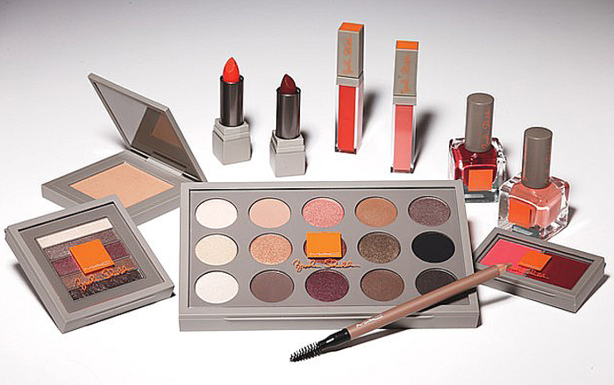 MAC Brooke Shields collection of makeup