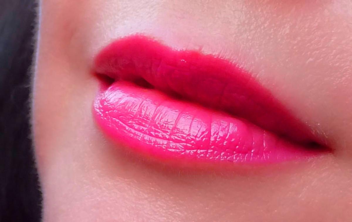 Lippy Girl Organic Lipstick_Vexy Vixen