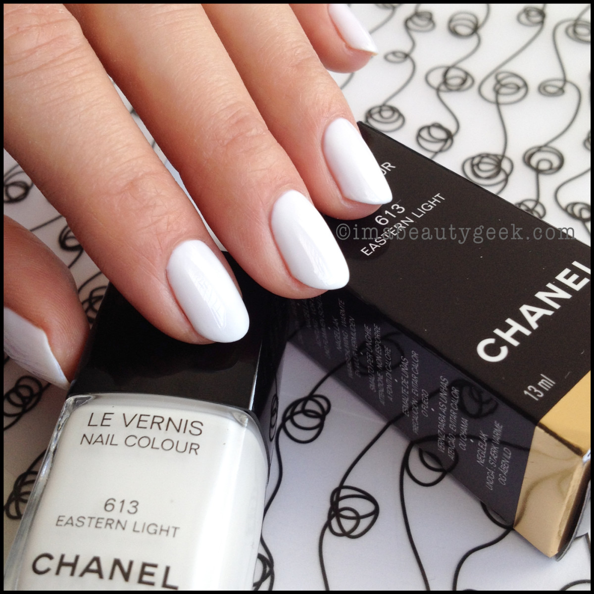 Chanel Summer 2014_Chanel Eastern Light 613 Le Vernis
