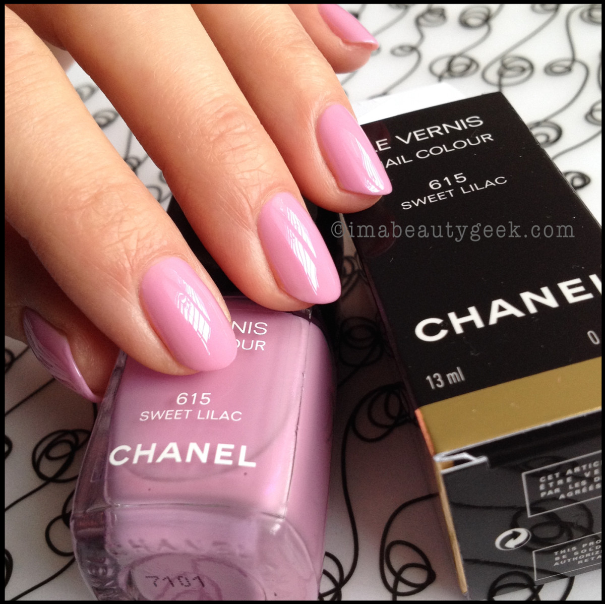 Chanel Summer 2014_Chanel Sweet Lilac 615 Le Vernis