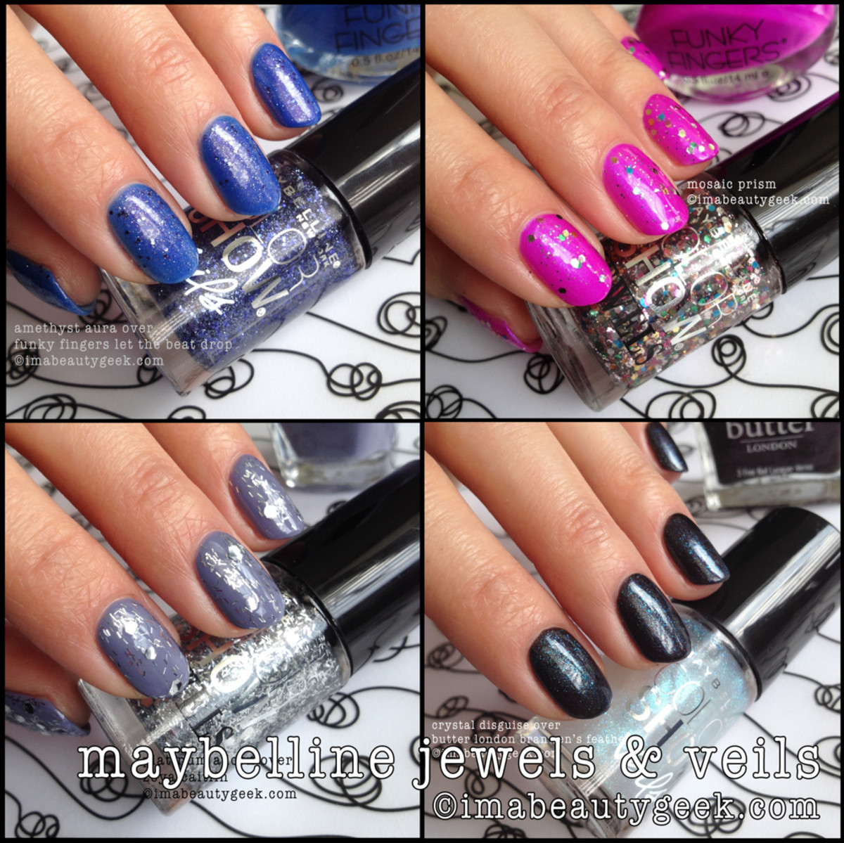 Maybelline Jewels Veils