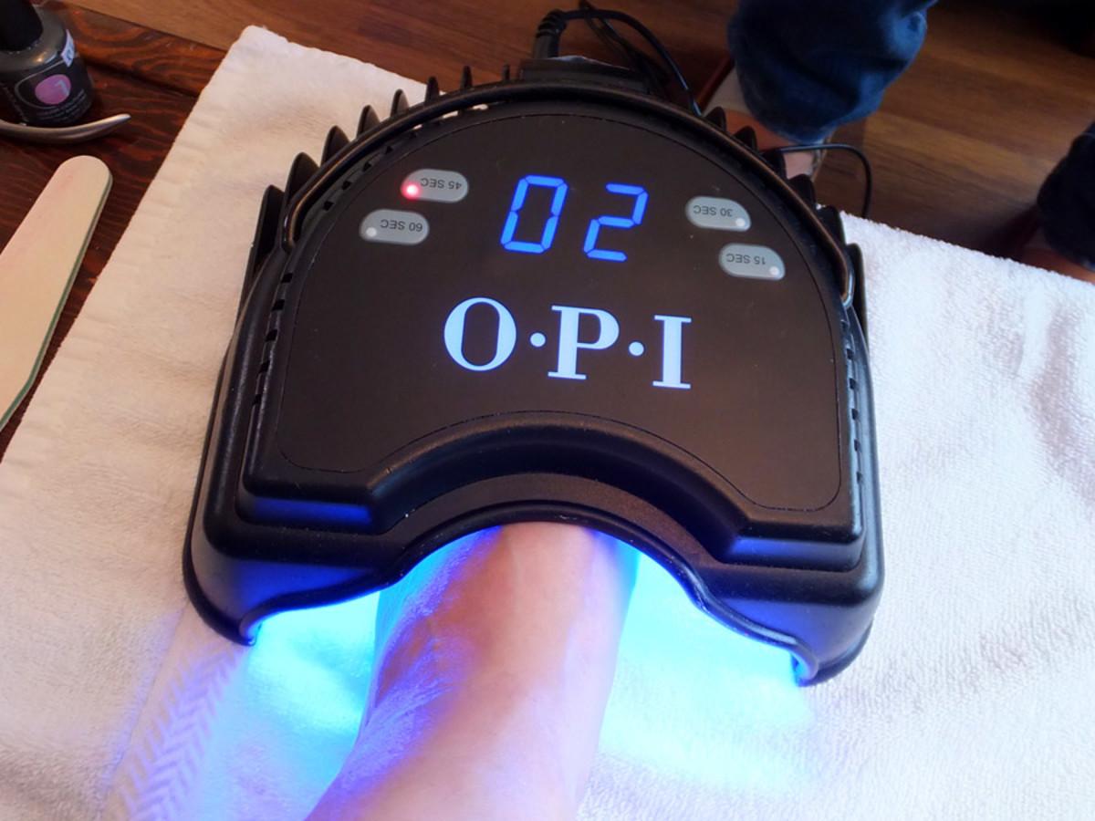 OPI LED UV lamp