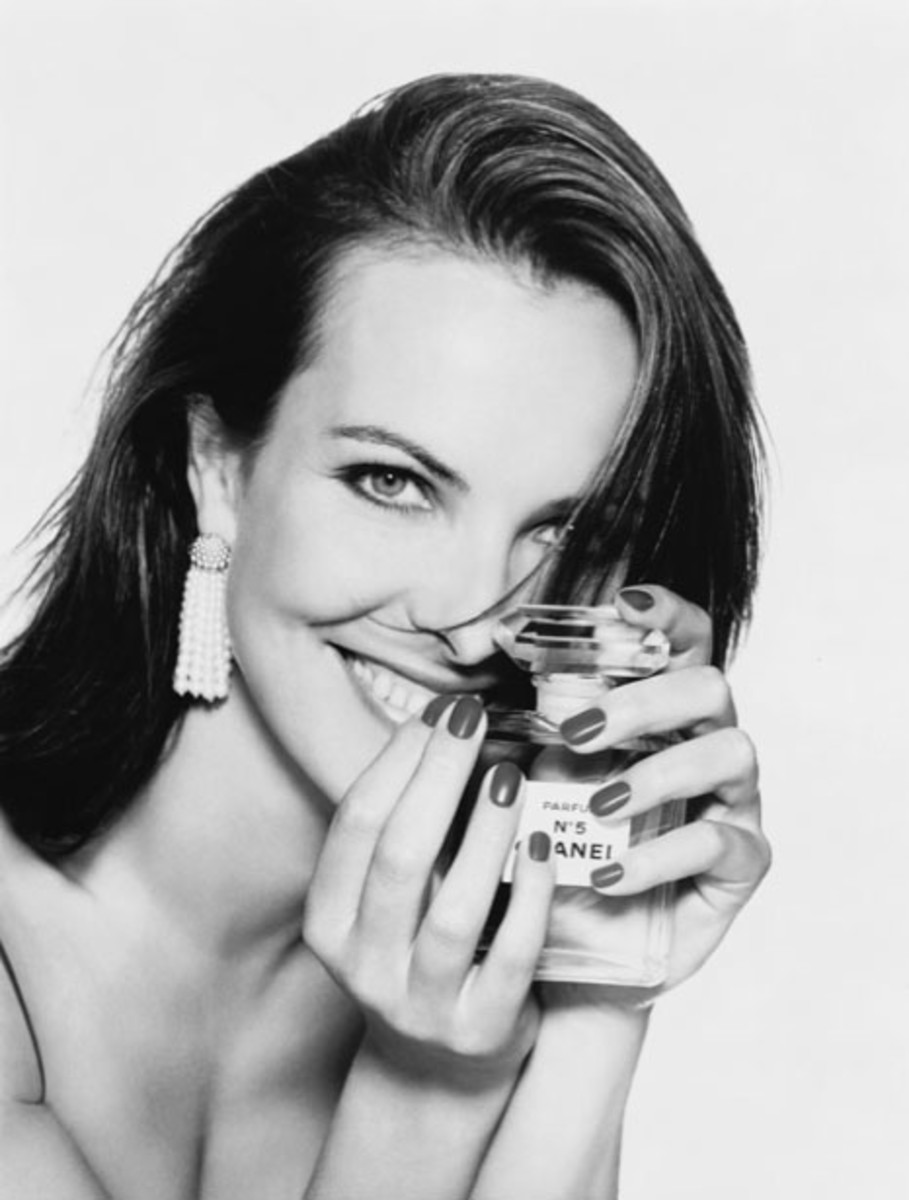 1996_Carole Bouquet_Patrick Demarchelier