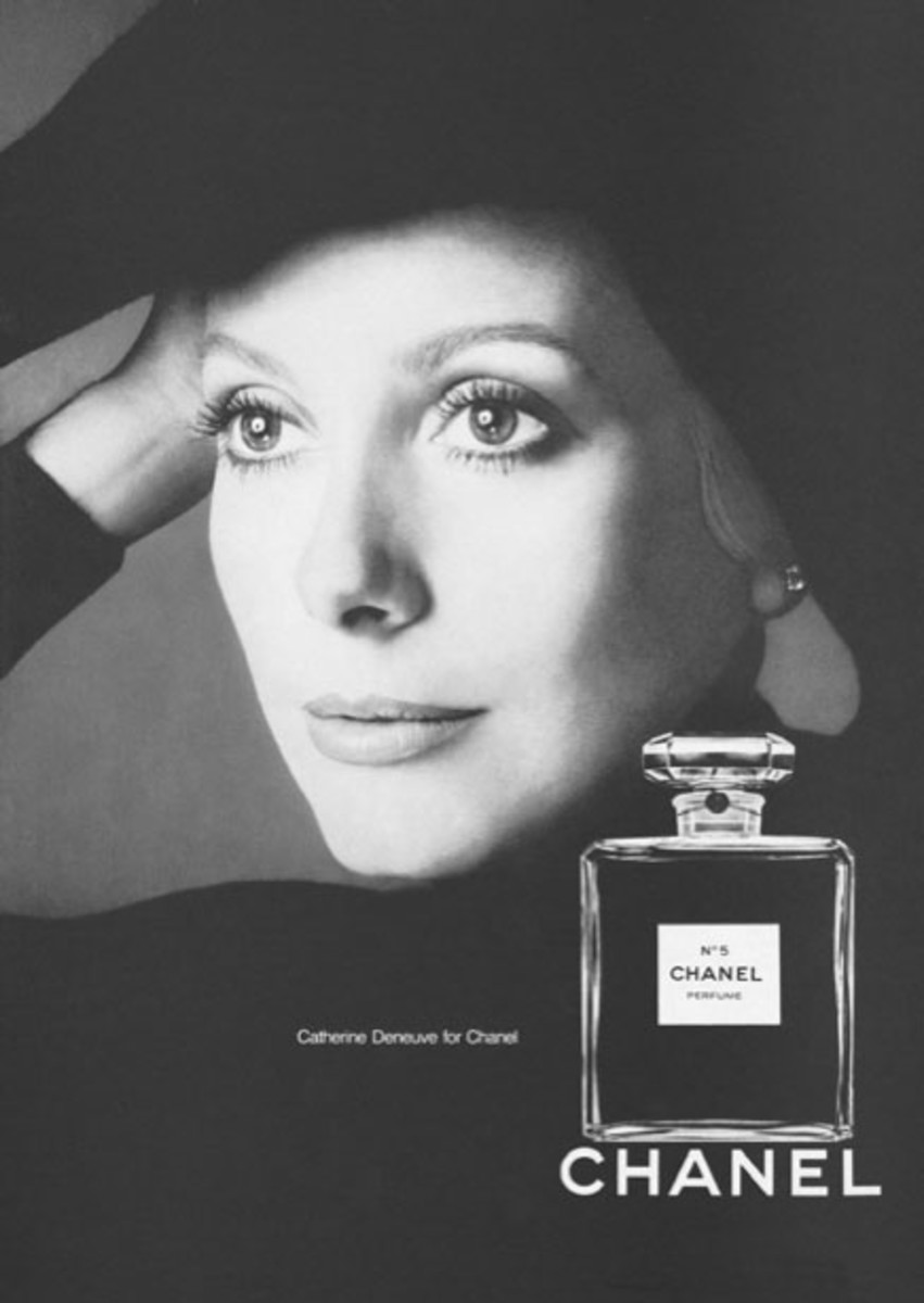 1972_Catherine Deneuve_Richard Avedon